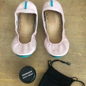 Tieks Ballerina Pink size 8